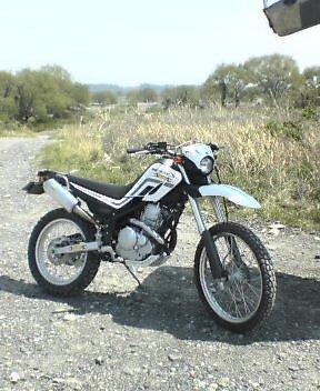 新型セロー250