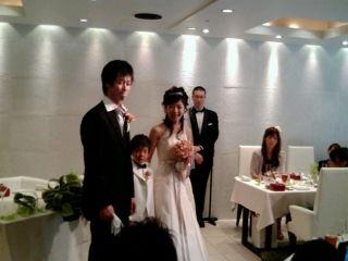 結婚式イン浜松