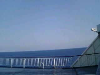 快適な船の旅